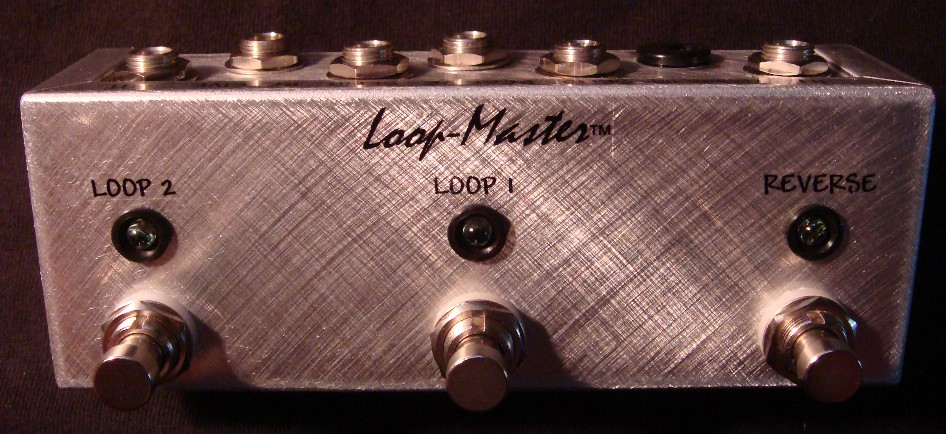 2 Looper w/Series Reverse (Strip)